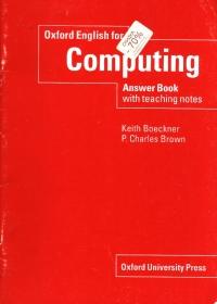 Oxford English For Computing AB